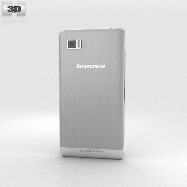 Lenovo Vibe Z 3d model