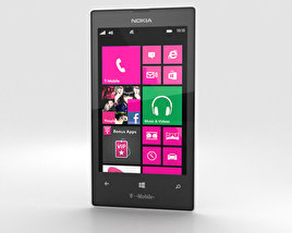 3D model of Nokia Lumia 521