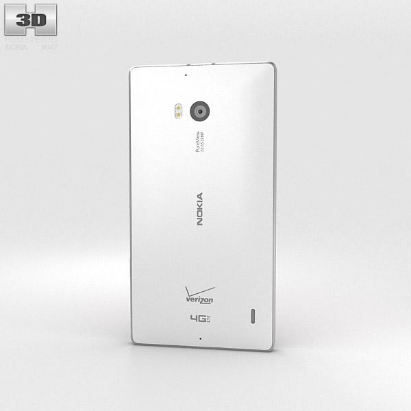 Nokia Lumia Icon 3d model