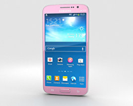 3D model of Samsung Galaxy Grand 2 Pink