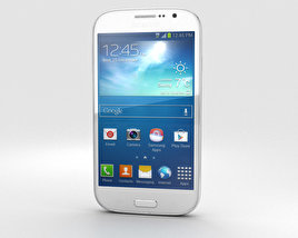 Samsung Galaxy Grand Neo White 3D model