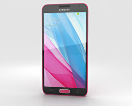 3D model of Samsung Galaxy J Pink