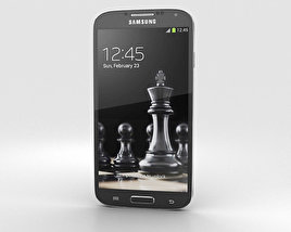 3D model of Samsung Galaxy S4 Black Edition
