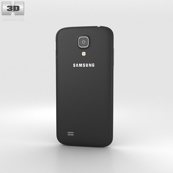 Samsung Galaxy S4 Mini Black Edition 3d model