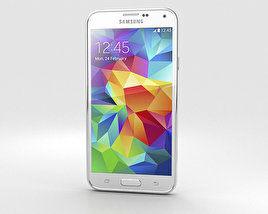 Samsung Galaxy S5 White 3D model