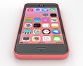 Apple iPhone 5C Pink 3d model