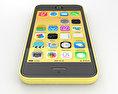 Apple iPhone 5C Yellow 3d model