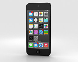 3D model of Apple iPod Touch Grey