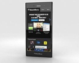 BlackBerry Z3 Black 3D model