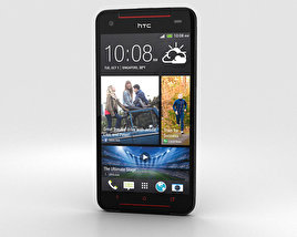 3D model of HTC Butterfly S Black