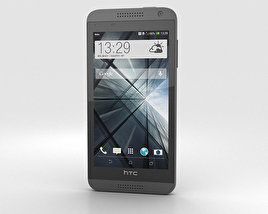 3D model of HTC Desire 610 Gray