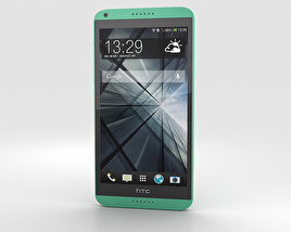 3D model of HTC Desire 816 Green