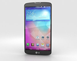 3D model of LG G Pro 2 Titan