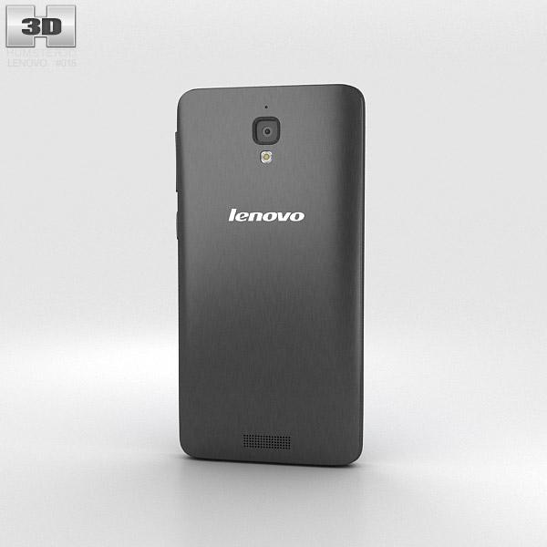 Lenovo S660 Black 3d model