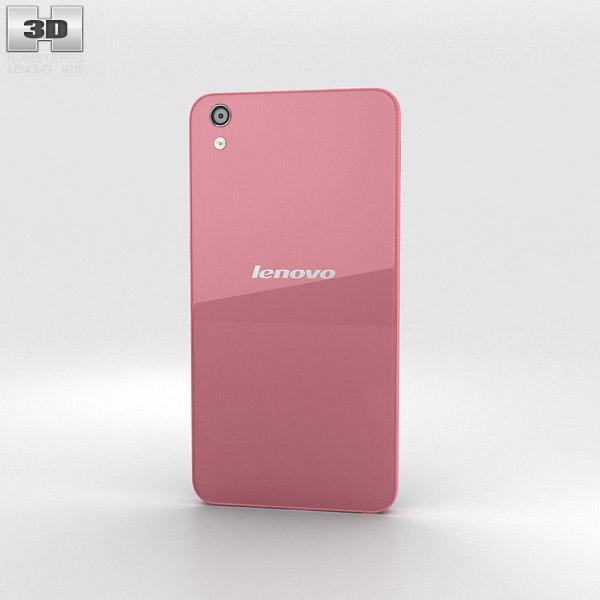 Lenovo S850 Pink 3d model