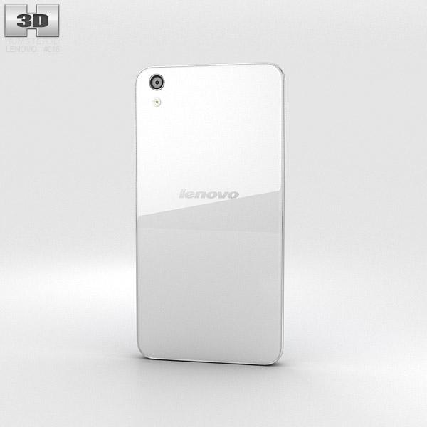 Lenovo S850 White 3d model
