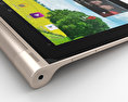Lenovo Yoga Tablet 10 HD+ Champagne Gold 3d model