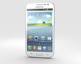 3D model of Samsung Galaxy Win Ceramic White