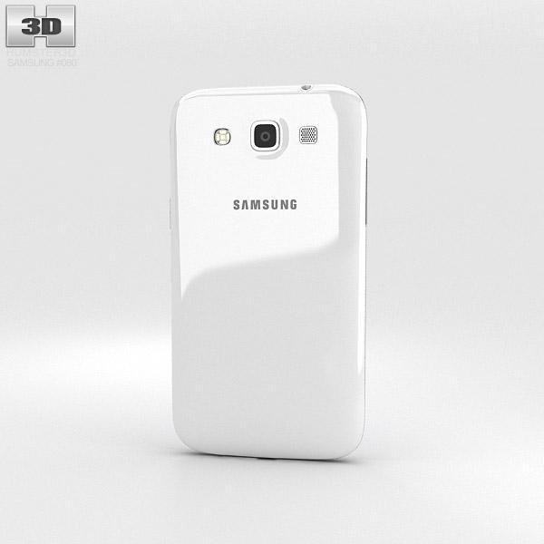 Samsung Galaxy Win Ceramic White 3d model
