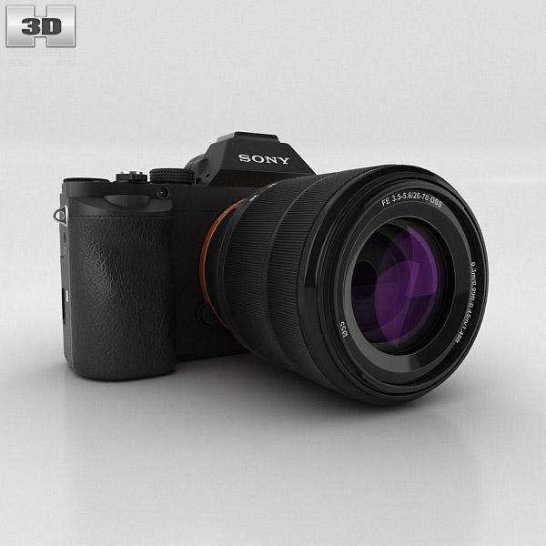 Sony Alpha 7 3D model