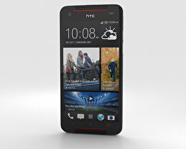 3D model of HTC Butterfly S White