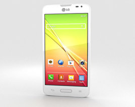 3D model of LG L70 White