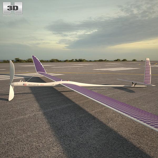 Titan Aerospace Solara 50 3D model