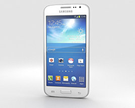 3D model of Samsung Galaxy Core LTE White