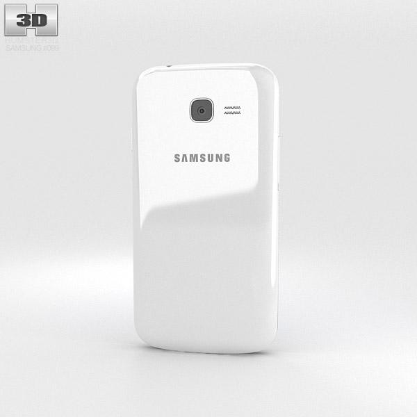 Samsung Galaxy Star Pro White 3d model