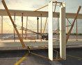 Wright Flyer 3d model