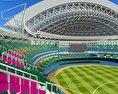Rogers Centre Baseball Stadium 3d model