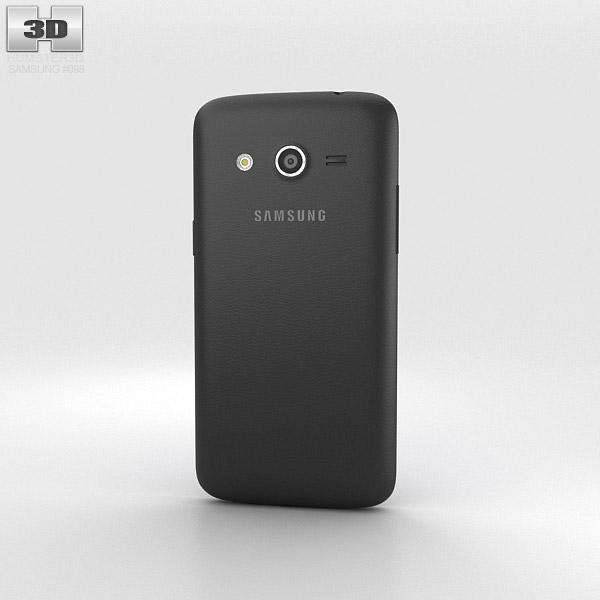 Samsung Galaxy Core LTE Black 3d model