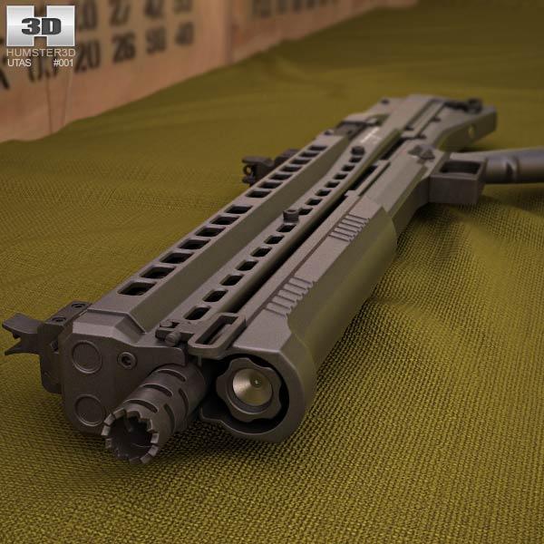 UTAS UTS-15 3d model