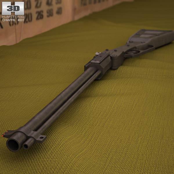 Chiappa X-Caliber 3d model