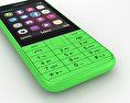 Nokia 225 Green 3d model