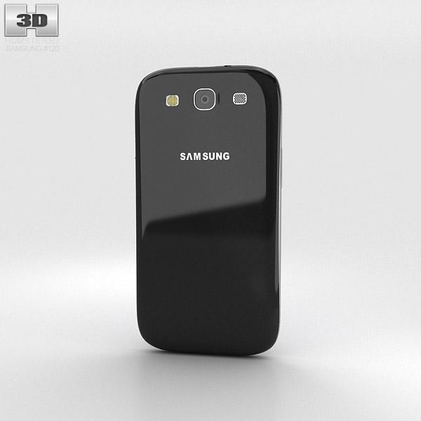 Samsung Galaxy S3 Neo Sapphire Black 3d model