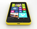 Nokia Lumia 630 Bright Yellow 3d model