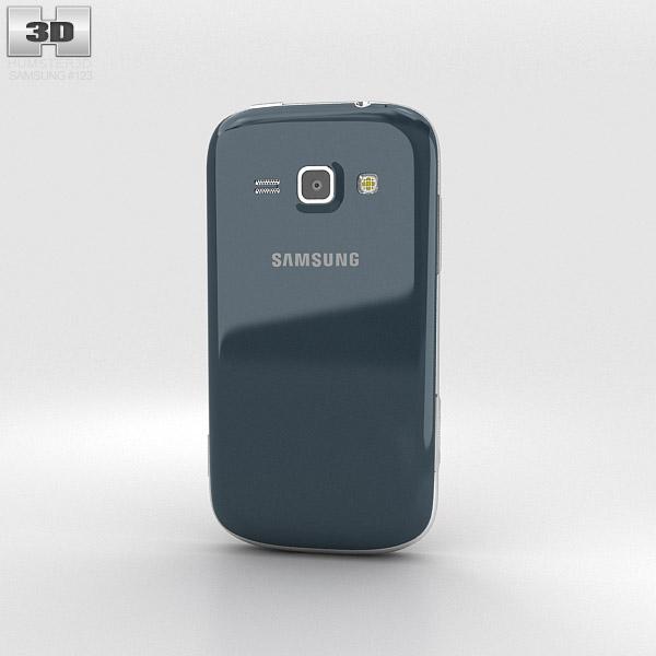 Samsung Galaxy Ring Grey 3d model