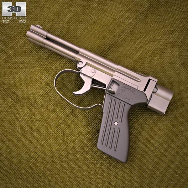 SPP-1M 3d model