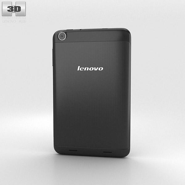 Lenovo IdeaTab A3000 Black 3d model