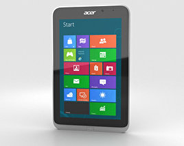 3D model of Acer Iconia W4