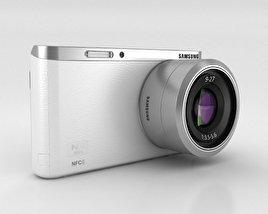 Samsung NX Mini Smart Camera White 3D model