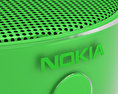Nokia Portable Wireless Speaker MD-12 Green 3d model