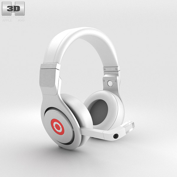iBeats Prototype 3D model