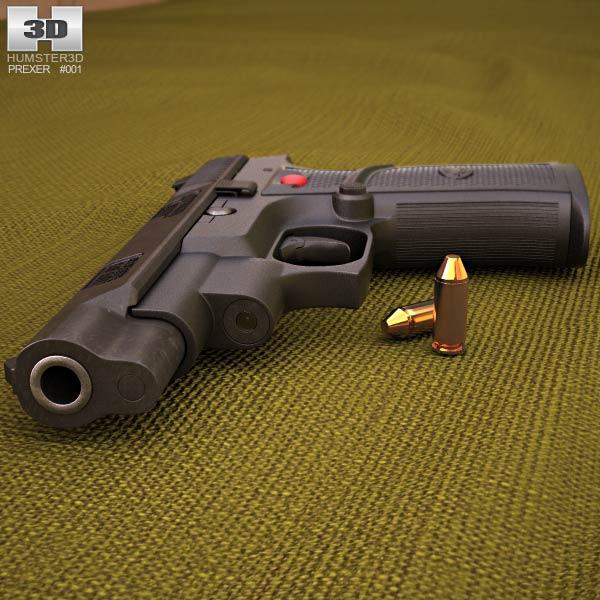 Prexer WIST-94L 3d model