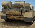 Arjun Tank Mk I 3d model