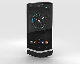Vertu Constellation 2013 Black 3D model
