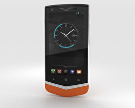 3D model of Vertu Constellation 2013 Orange