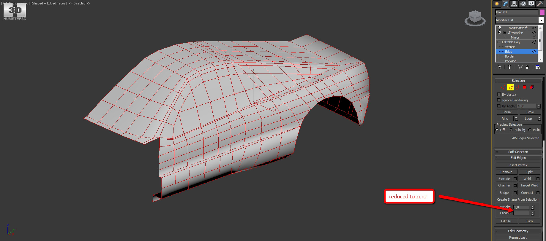 Tutorial on creating a 3D model of Lancia Rally 037