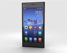 3D model of Xiaomi MI-3 Black
